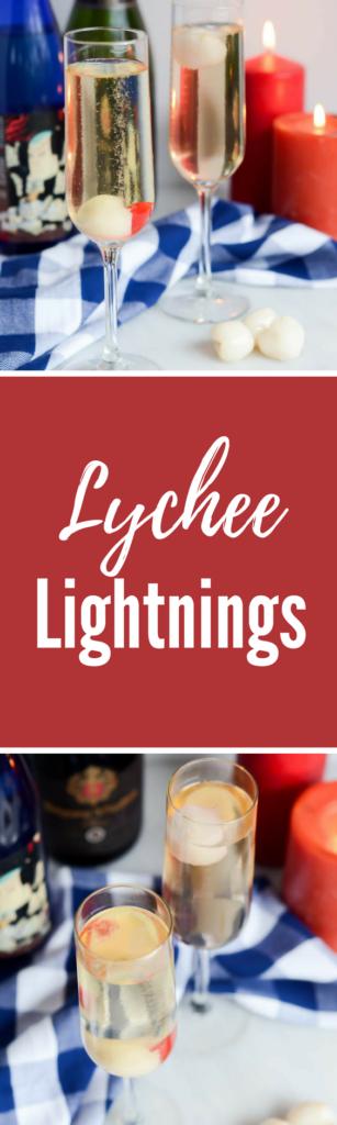 Lychee Lightnings | CaliGirlCooking.com