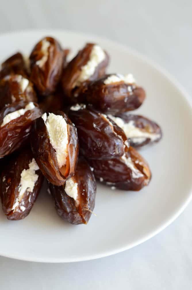 Bacon Wrapped Dates | CaliGirlCooking.com