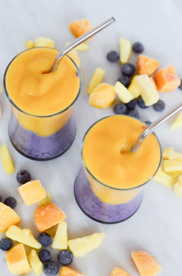 Twisted Tropical Blender | CaliGirl Cooking
