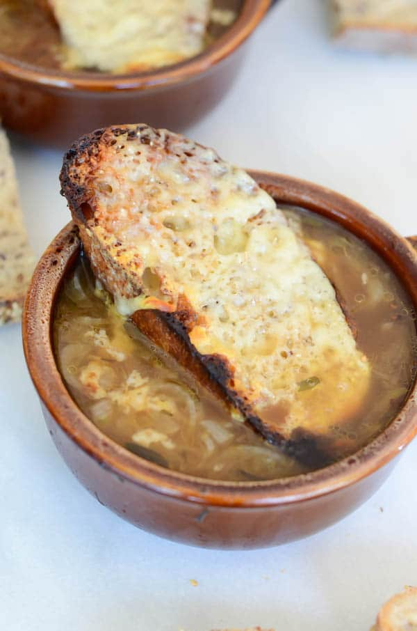French Onion Soup | CaliGirl Cooking