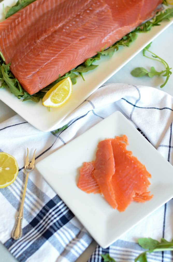 Whisky Gravlax | CaliGirl Cooking