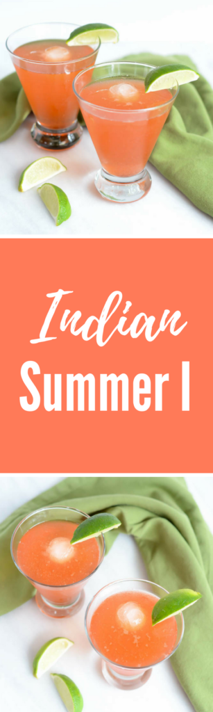 Indian Summer I | CaliGirlCooking.com