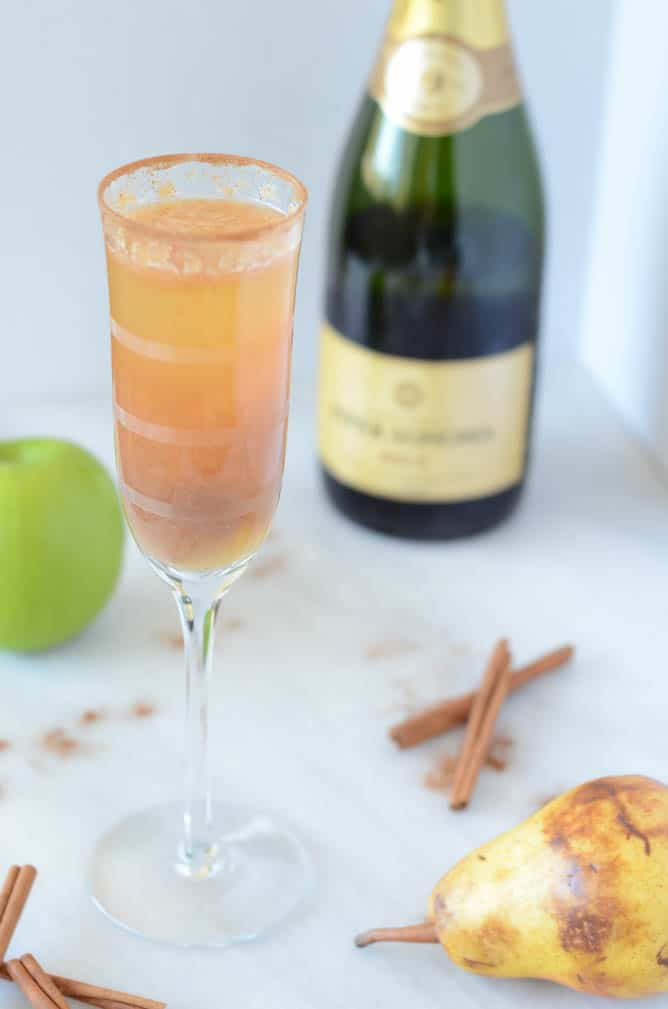 Harvest Mimosa | CaliGirlCooking.com