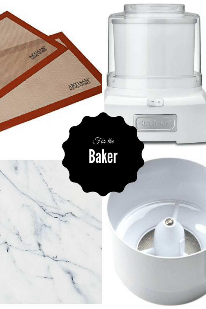 For the Baker | 2016 Holiday Gift Guide on CaliGirlCooking.com