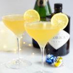 Citrus Vanilla Sparkler   CaliGirlCooking.com