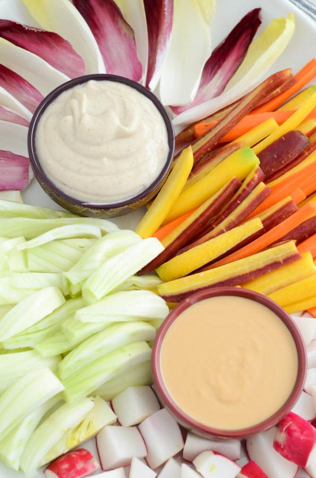 Best EVER Winter Vegetable Platte   CaliGirlCooking.com