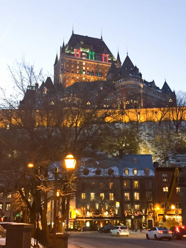 Travel Diaries: Quebec City | CaliGirlCooking.com