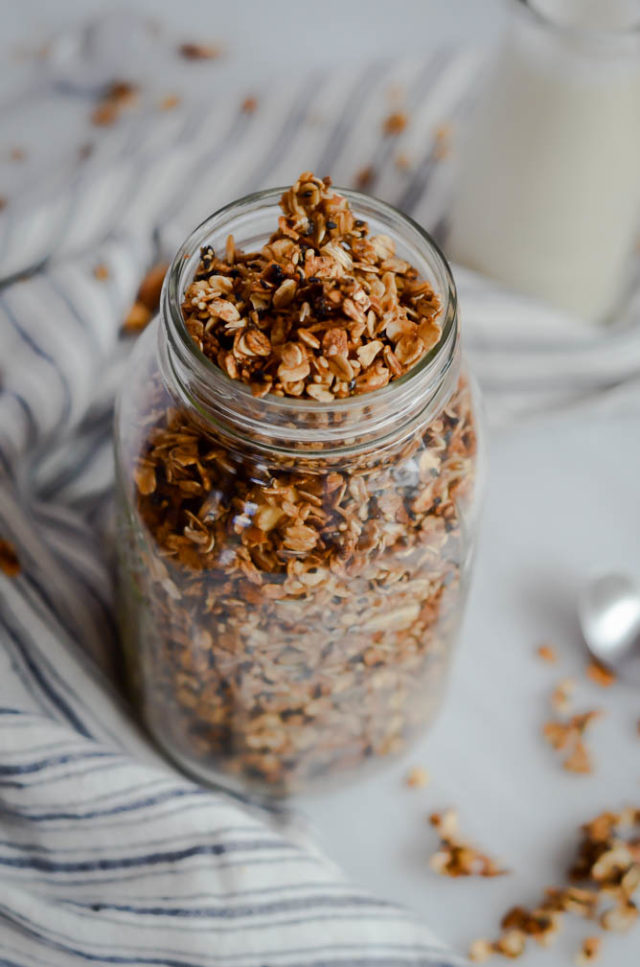 Andy's Fairfield Granola | CaliGirlCooking.com