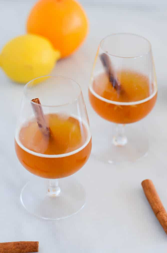 Boilo (A Twist on the Hot Toddy) | CaliGirlCooking.com
