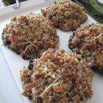 Balsamic-Marinated Stuffed Portobellos | CaliGirl Cooking