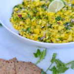 Mango Salsa | CaliGirl Cooking