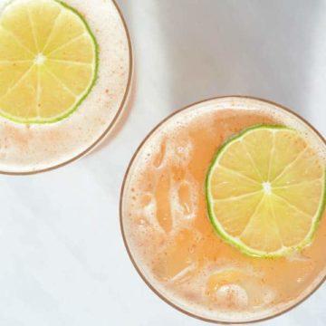 Tropical Rum Runner | CaliGirl Cooking