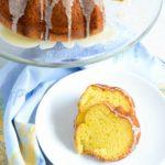 Harvey Wallbanger Cake | CaliGirl Cooking