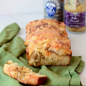 Pull-Apart Beer Bread with Comte and Whole Grain Mustard | 21 Recipes to Get Hygge With on CaliGirl Cooking