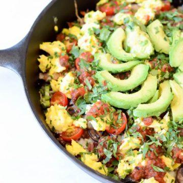 Breakfast Nachos | CaliGirl Cooking