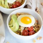 Savory Bacon Oatmeal | CaliGirl Cooking