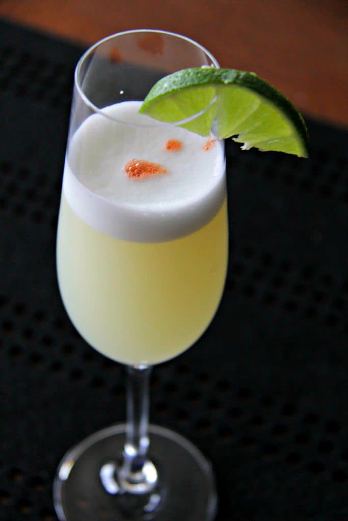 Pisco Sour | Top 10 Memorial Day Cocktails from CaliGirl Cooking