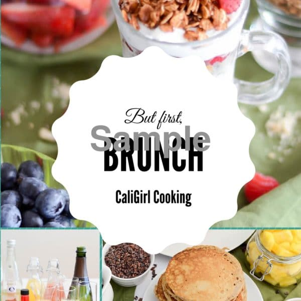 """But First, Brunch"" eBook"