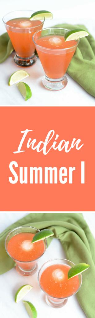 Indian Summer I | CaliGirlCooking.com