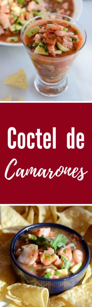 Coctel de Camarones | CaliGirlCooking.com
