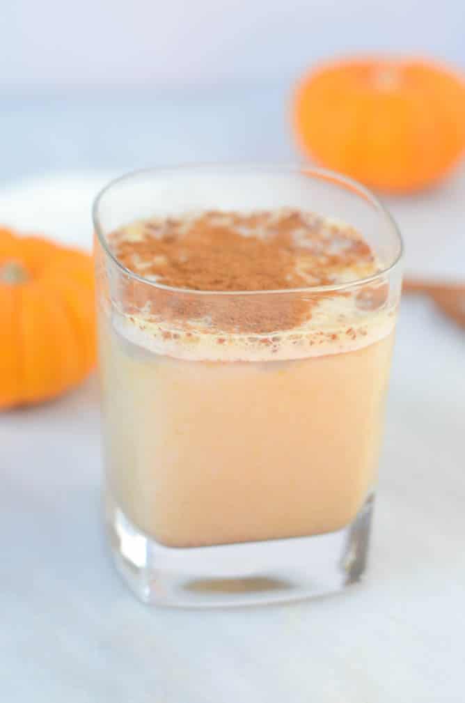 Pumpkin Spice Mudslide | 22 Totally Achievable Thanksgiving Recipes on CaliGirlCooking.com