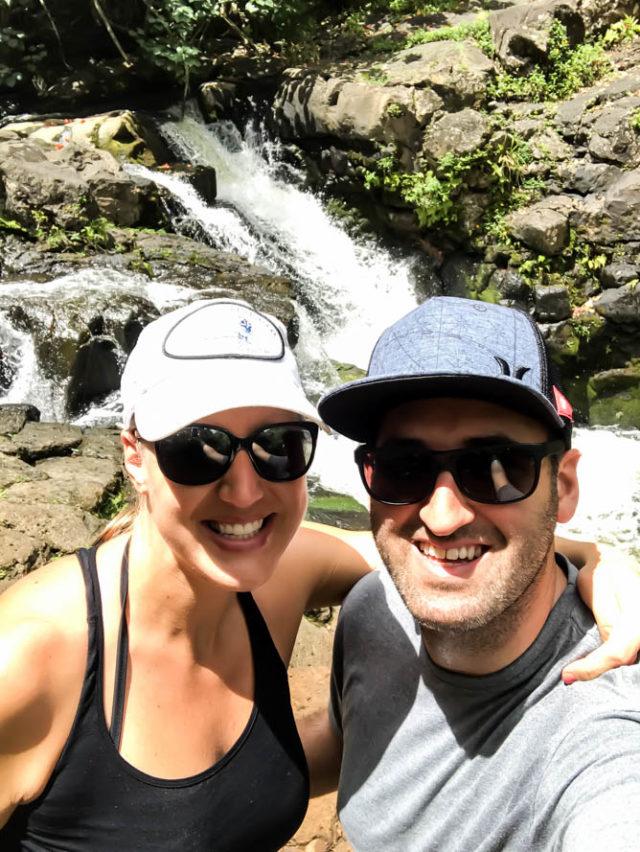 Ho'opi'i Falls, Kauai