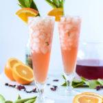 Tropical Tea Zinger | CaliGirlCooking.com
