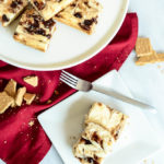 Peanut Butter and Jelly Cheesecake Bars are the perfect way to kick off fall and back to school.