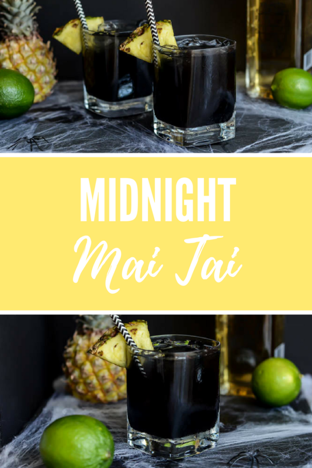 Midnight Mai Tai | CaliGirlCooking.com