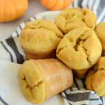 A fresh batch of Pumpkin Popovers is the perfect side dish to serve at any holiday meal.