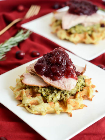 This delicious recipe for Thanksgiving leftovers is the perfect dish to serve up over the long holiday weekend!
