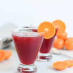 A Festive Cranberry Clementine Martini is the perfect easy cocktail to whip up all through the month of December!