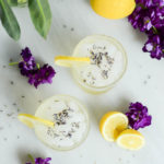 This Lavender Collins is a fun, fresh take on the classic gin cocktail.