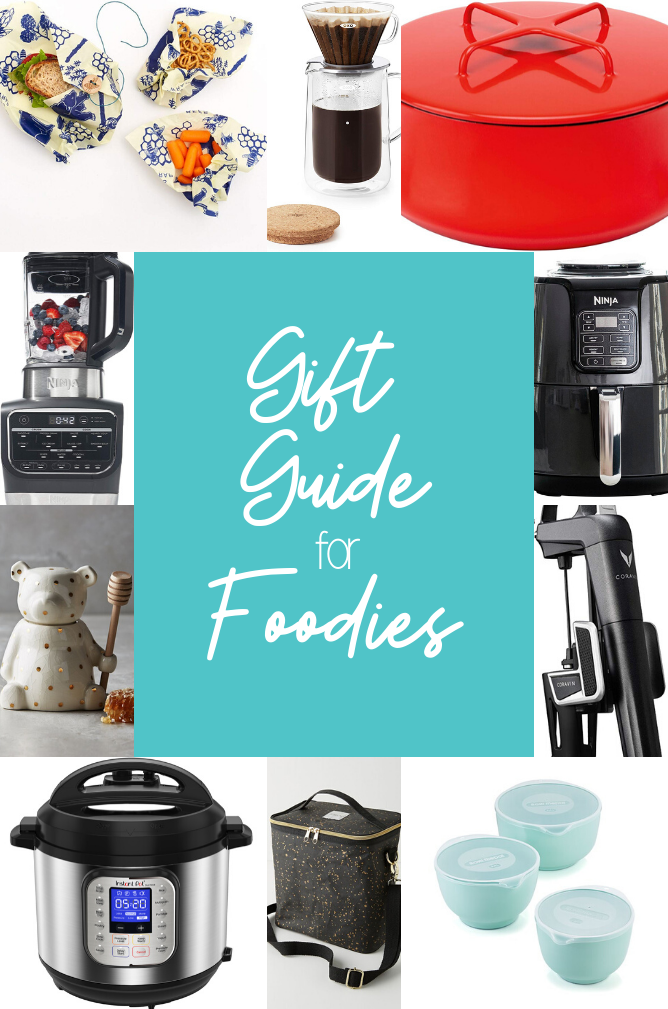 2019 Holiday Gift Guide for the Foodie In Your Life