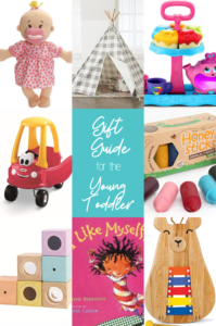 2019 Holiday Gift Guide for the Young Toddler